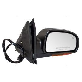 Mirror Power w/ Heat w/o Memory w/ Yellow Signal Lamp RH