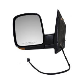 Mirror Power w/ Heat w/ Signal Lamp LH